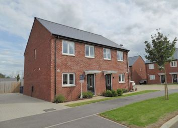 Thumbnail 2 bed semi-detached house for sale in Heyford Park, Camp Road, Upper Heyford, Bicester