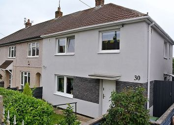 Thumbnail 3 bed end terrace house for sale in Birks Road, Mansfield