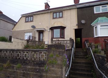 Thumbnail 4 bed terraced house to rent in Robert Owen Gardens, Port Tennant, Swansea