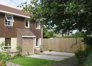 Thumbnail 2 bedroom end terrace house for sale in Tregurtha View, Goldsithney, Penzance