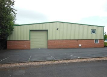 Thumbnail Light industrial to let in Kempton Road, Pershore