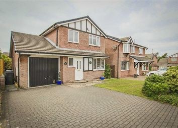 Thumbnail 3 bed detached house for sale in Ox Hey, Clayton Le Moors, Lancashire