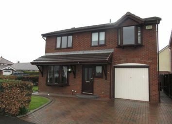 Thumbnail 4 bed detached house for sale in Beechfield Drive, Leigh