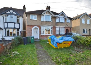 Thumbnail 3 bedroom semi-detached house for sale in Gammons Lane, Watford