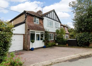 Thumbnail 3 bed semi-detached house for sale in Childsbridge Way, Sevenoaks, Kent