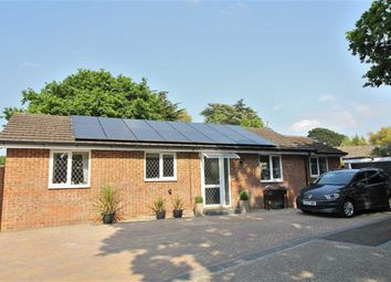 Thumbnail 3 bed detached bungalow for sale in Smugglers Lane North, Highcliffe, Christchurch