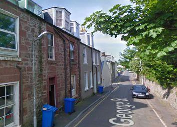 Thumbnail 1 bed flat for sale in 44, George Street, Flat 2-Left, Millport KA280Bq