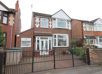 Thumbnail 3 bed detached house for sale in Royal Avenue, Urmston, Manchester