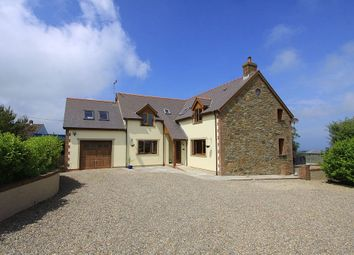Thumbnail 5 bed detached house for sale in Croesgoch, Near St Davids, Sir Benfro
