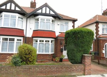Thumbnail 3 bedroom semi-detached house for sale in Tunstall Avenue, Hartlepool