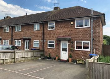 Thumbnail 3 bed end terrace house for sale in Chiltern Crescent, Worthing