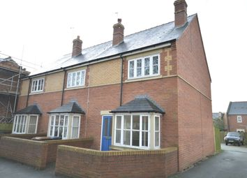 Thumbnail 3 bed semi-detached house to rent in Glanaber Terrace, Oak Street, Oswestry