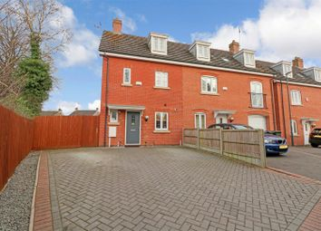 Thumbnail 3 bed semi-detached house for sale in Off Exminster Road, Crediton Close, Stivichall