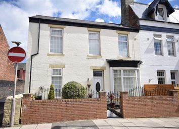 Thumbnail 2 bed end terrace house for sale in Baring Street, South Shields