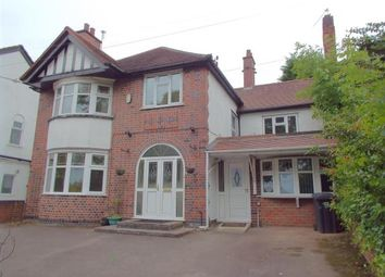 Thumbnail 4 bed link-detached house for sale in Welford Road, Leicester, Leicestershire