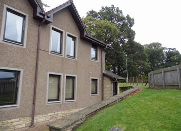 Thumbnail 2 bed flat to rent in Woodland Court, Scone