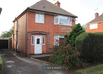 Thumbnail 3 bed detached house to rent in Moorland View Road, Chesterfield