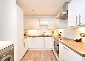Thumbnail 1 bed flat to rent in Goodhart Place, London