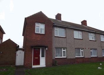 Thumbnail 2 bed flat to rent in Elsdon Drive, Ashington