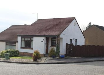 Thumbnail 2 bedroom bungalow for sale in Kierhill Road, Cumbernauld, Glasgow, North Lanarkshire