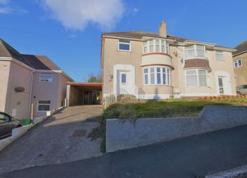 Thumbnail 3 bed property for sale in Ballabrooie Way, Douglas