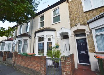 Thumbnail 3 bed terraced house for sale in Harcourt Road, Stratford, London