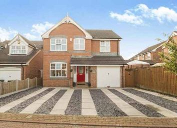 Thumbnail 4 bed detached house for sale in Chepstow Drive, Leeds, West Yorkshire