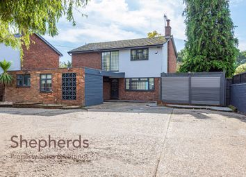 4 bed detached house for sale in Nazeing Road, Nazeing, Essex EN9