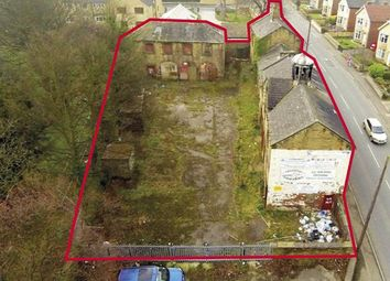 Thumbnail Land for sale in The Old Fire Station, Edge Top Road, Thornhill, Dewsbury