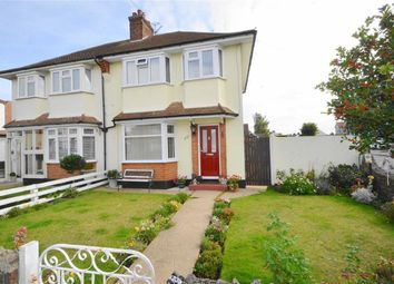 Thumbnail 3 bed semi-detached house for sale in Tudor Gardens, Shoeburyness, Southend-On-Sea