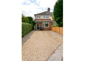 Thumbnail 3 bed town house for sale in Lyme Grove, May Bank, Newcastle-Under-Lyme