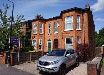 Thumbnail 3 bed semi-detached house for sale in Mersey Road, Sale