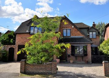 Thumbnail 4 bed detached house for sale in Headley Road, Billericay