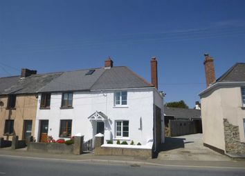 Thumbnail 2 bed terraced house to rent in Laburnum, Kilkhampton, Bude, Cornwall