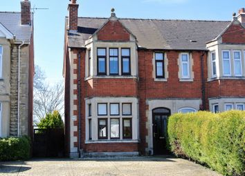 Thumbnail 4 bed semi-detached house for sale in Hucclecote Road, Hucclecote, Gloucester