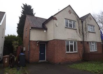 Thumbnail 3 bed semi-detached house for sale in Flint Street, Allenton, Derby, Derbyshire