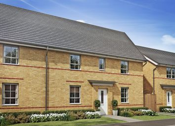 "Thumbnail 3 bed semi-detached house for sale in ""Buchanan"" at Fen Street, Wavendon, Milton Keynes"