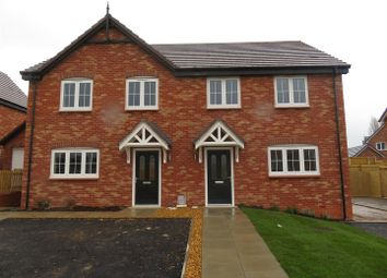 Thumbnail 3 bed semi-detached house for sale in Trinity View, Bomere Heath, Shrewsbury