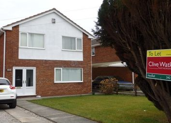 Thumbnail 4 bed detached house to rent in Whaley Lane, Thingwall, Wirral