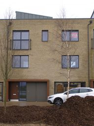 Thumbnail 4 bedroom town house to rent in Beech Drive, Trumpington, Cambridge