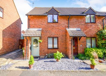 Thumbnail 2 bed terraced house for sale in Lammas Road, Cheddington, Leighton Buzzard, Bedfordshire
