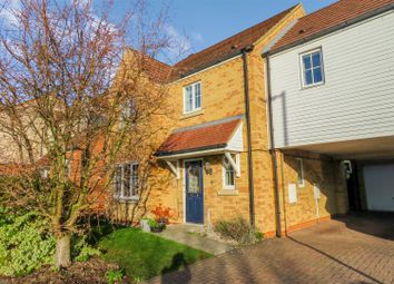 Thumbnail 4 bed link-detached house for sale in Nightingale Way, Royston