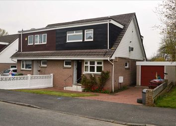 Thumbnail 3 bed semi-detached house for sale in Greenlees Gardens, Cambuslang, Glasgow