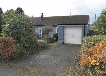 Thumbnail 3 bed semi-detached bungalow for sale in Bronwydd Arms, Carmarthen