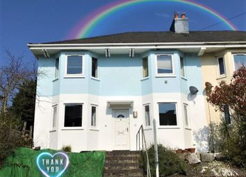 2 bed flat for sale in Brentor Road, Plymouth PL4