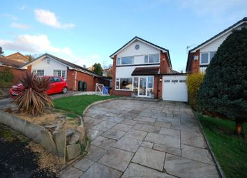 Thumbnail 3 bed detached house for sale in Bempton Close, Stockport