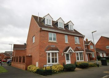 Thumbnail 5 bed detached house for sale in Oat Drive, Sleaford