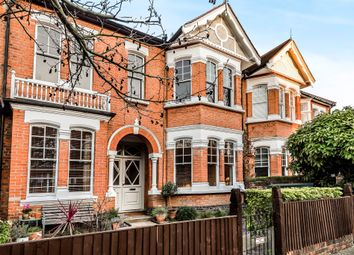 Thumbnail 3 bed flat for sale in Woodgrange Avenue, London
