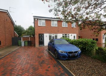Thumbnail 2 bed semi-detached house for sale in Muirfield Close, Wilmslow, Cheshire