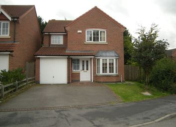 Thumbnail 4 bed detached house for sale in Fludes Court, Oadby